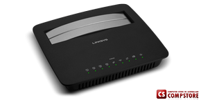 Linksys X3500 Wireless ADSL2 / Router+  750 MB/s