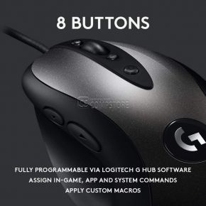 Logitech G MX518 Legendary Gaming Mouse