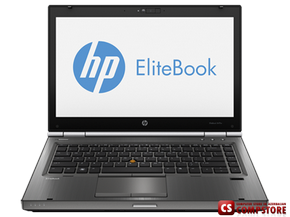 HP EliteBook 8470w (LY542EA)  (Core™ i7-3630QM 2.4 GHz/ 8 GB DDR3/ HDD 750 GB/ AMD FirePro™ M2000 1 GB/ LED 15