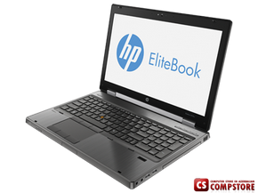 HP EliteBook 8570w Mobile Workstation (LY573EA) (Intel® Core™ i7-3740QM 2.7 GHz/ DDR3 8 GB/ SSD 250 GB/ 15
