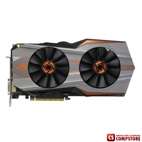 ASUS GEFORCE® MATRIX-GTX980TI-P-6GD5-GAMING ROG (GTX980 Ti/ 6GB/ 384 bit)