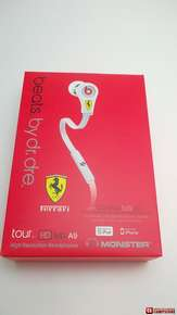 Наушник Beats Tour by Dr.Dre MD-A9 (Ferrari Edition)