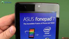 "Планшет Телефон ASUS Fonepad HD 7 ME372CG-1B051A (90NK00E2-M01020) (Intel® Atom™ Z2560 Dual-Core, 1.6 GHz / 1 GB/ 8 GB/ 7"" Multitouch IPS/ 3G/ Wi-Fi 802.11n/ Bluetooth 3.0/ Webcamera / Android 4.2)"