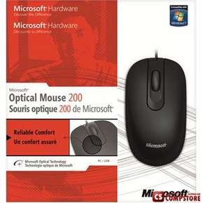 Мышка Microsoft Optical 200 USB (35H-00002)