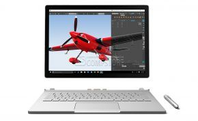 MicroSoft Surface Book (CR9-00001) (Intel® Core™ i5-6300U/ DDR4 8 GB/ SSD 256 GB/ Touch 13.3-inch PixelSense/ Wi-Fi/ Win10)