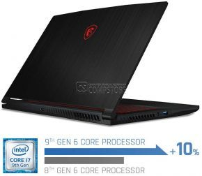 MSI GF63 Thin 9SC-614US