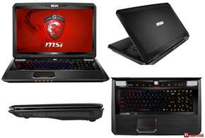 "Ноутбук MSI GT70 0NC (Core i7-3610QM/ 16 GB DDR3/ 750 GB HDD/ 128 GB SSD/ 17""3 Full HD/ GTX670 3 GB 3 D 192 bit/ BluRay DVD/ Windows 7/ Bluetoth/ Wi-Fi)"