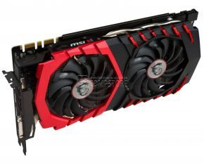 MSI GEFORCE® GTX 1070 GAMING X 8G ( 8 GB | 256 Bit)