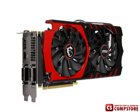 MSI GEFORCE® GTX 970 GAMING 4G (4GB | 256 Bit)