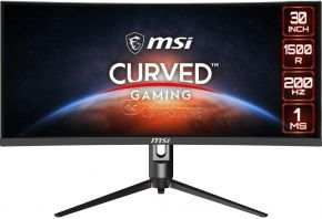 MSI Optix Curved Gaming Monitor 30-inch WFHD 200 Hz (MAG301CR)