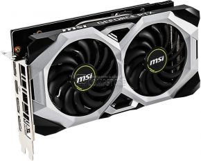 MSI Ventus GeForce RTX™ 2060 OC (6 GB | 192 Bit)