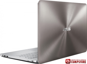 "Asus N552VX-FY107T (90NB09P1-M01110) (Intel® Core™ i7-6700HQ/ DDR3L 8 GB/ NVIDIA GeForce GTX950M/ HDD 1 TB/ 15.6"" FHD LED/ Win10)"