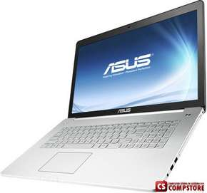 "Ноутбук ASUS N750JV-T4058H (4rd generation Intel® Core™ i7-4700HQ/ DDR3 8 GB/ SSD 256 GB/ HDD 750 GB 7200rpm/ nVidia GeForce GT750 4 GB/ Full HD LED 17.3""/ BluRay/ Bluetooth/ Wi-Fi/ Windows 8"