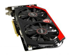 MSI GEFORCE® GTX 750Ti TwinFrozr N750TI TF 2GD5/OC (2 GB | 128 Bit)