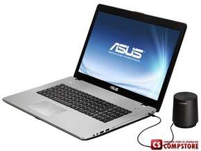 ASUS N76VZ (Core i7-3610Q/ 8 GB/1000 GB+1000 GB /2 GB nVidia/ USB 3.0/ Bluetoth/ 15