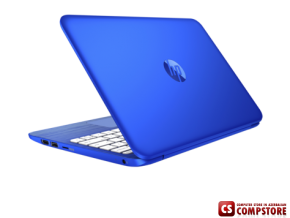 "HP Stream 11-r000ur (N8J60EA) (Intel® Celeron® N3050/ DDR3L 2 GB/ eMC 32GB/ 13.3"" LED/ Win10)"