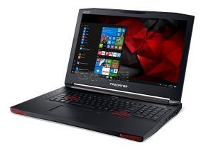 Acer Predator 17 G5-793-79SG (NH.Q1XAA.003) (Intel® Core™ i7-7700HQ/ DDR4 16 GB/ SSD 256 GB/ HDD 1 TB/ NVIDIA® GeForce® GTX1060 6 GB/ FHD LED IPS 17,3-inch/ Wi-Fi/ Win10)