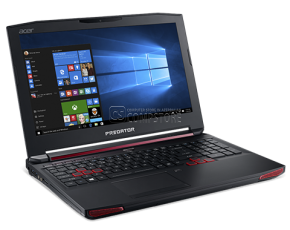 ACER Predator 15 (NH.Q1YAA.002) (Intel® Core™ i7-7700HQ/ DDR4 16 GB/ SSD 190 GB M2/ HDD 1 TB/ LED IPS G-Sync FHD 15.6-inch/ NVIDIA® GeForce® GTX1060 6 GB/ Wi-Fi/ Win10/ DVD)