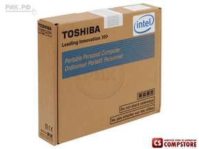 "Нетбук Toshiba NB510-A2B (PLL72R-01M00XRU) (Atom N2600/ 2 GB DDR3/ 320 GB HDD/ 10""1/ Cardreader/ Windows 7/ Wi-Fi)"