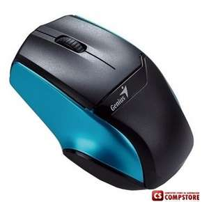 Mouse Genius NS-6010 Wireless (Blue)