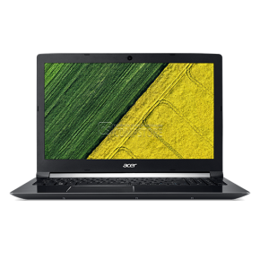 ACER  Aspire 7 A715-71G-7588 (NX.GP9AA.001) (Intel® Core™ i7-7700HQ/ DDR4 8 GB/ NVIDIA® GeForce® GTX1050Ti 4 GB/ SSD 128 GB/ HDD 1 TB/ LED FHD IPS 15.6-inch/ Wi-Fi/ Win10)