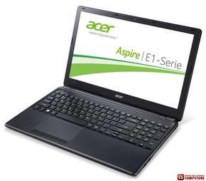 "Ноутбук Acer Aspire E1-572G-54204G50Mnkk (NX.MJLER.016) (Intel® Core™ i5-4200U/ DDR3 4 GB/ AMD Radeon R5 M240/ 500 GB HDD/ HD 15.6"" LED/ Bluetooth/ Wi-Fi/ DVD RW)"