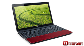 Acer Aspire E1-572G-34014G50Mnrr (NX.MHHER.004) (Intel® Core™ i3-4010U / DDR3 4 GB/ 500 GB HDD/AMD Radeon 8670M 1 GB/ LED 15.6