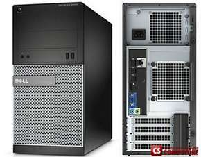 Компьютер Dell OptiPlex 3020 (272423966/68) (Intel® Core™ i5-4590 3.70 GHz/ DDR3 4 GB/ 500 GB HDD/ DVD RW)