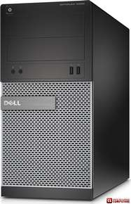 Компьютер Dell OptiPlex 3020 (272423964) (Intel® Pentium® G3240/ DDR3 4 GB/ 500 GB HDD/ DVD RW)