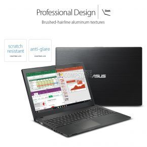 ASUS Pro Series P2540UA-AB51 (ntel® Core™ i5-7200U/ DDR4 8 GB/ HDD 1 TB/ 15.6 inch FHD IPS/ Intel GMA/ Wi-Fi/ DVD/ Win10)