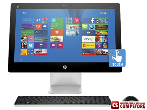"HP Pavilion 22-a140xt Monoblok (N1N09AV) (Intel® Core™ i7-4785T/ DDR3 12 GB/ TouchScreen FHD 21.5""/ HDD 2 TB/ Radeon R7 2 GB/ Win10)"