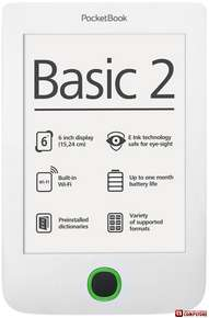 PocketBook 614 Basic 2 (PB614-D-CIS)