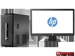 "Компьютер HP ProDesk 400 G2 Microtower PC (M3X23EA) (Core i5-4590S/ DDR3 4 GB/ HDD 500 GB/ DVDRW/ HP W2072a 20"")"