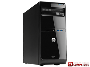 Компьютер HP Elite 7500 Microtower (B5G35EA) (Intel® Core™ i7-3770 3.4 GHz/ HDD 500 GB 7200 rpm/ DDR3 4 GB/ Intel GMA HD4000/ DVD RW Super Multi/ LAN)