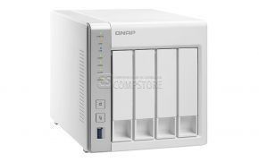 QNAP TS-431 4-Bay Dual Core Personal Cloud NAS