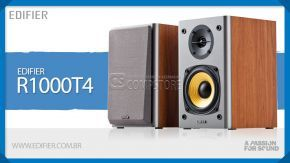 Edifier R1000T4 Ultra-stylish bookshelf speaker