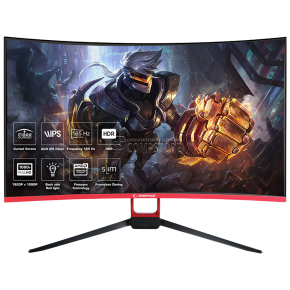 Rampage RM-365S 165 Hz 27-inch FHD Curved Gaming Monitor