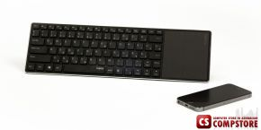 Rapoo E6700 Bluetooth Touch Keyboard & Tastatur