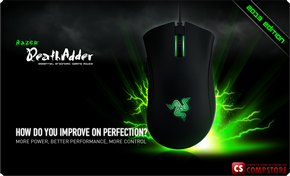 Игровая мышка Razer DeathAdder 3500 Black Edition