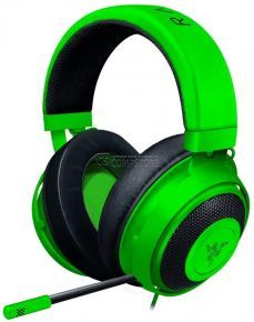 Razer Kraken Green Competitive Gaming Headset (RZ04-02830200-R3M1)