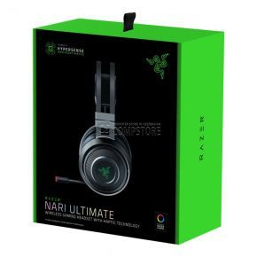 Razer Nari Ultimate Wireless 7.1 Surround Sound Gaming Headset (RZ04-02670100-R3M1)