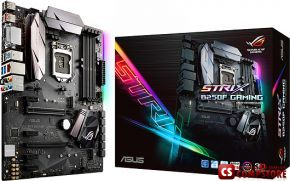 Mainboard ASUS ROG STRIX B250F GAMING  (LGA1151 | DDR4 | DVI | DP | HDMI | M.2 | USB 3.1)
