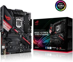 ASUS ROG STRIX Z490-H Gaming Mainboard