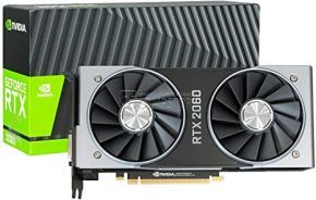 Nvidia GEFORCE® RTX™ 2060 Super Founders Edition (8 GB | 256 Bit)
