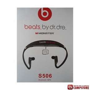 Наушник Monster Beats S506 Bluetooth/ mp3