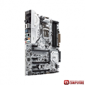 Mainboard Asus Sabertooth Z170 S (90MB0PT0-M0EAY0) (1151 Socket)