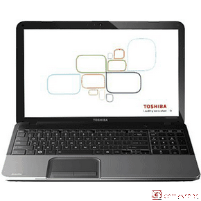 "Ноутбук Toshiba Satellite C850-B837 (Intel® Celeron B830 1.8 GHz / DDR3 4 GB/ Intel GMA 1696 MB/ HDD 320 GB/ Display 15""6 LED/ DVD RW/ Bluetooth/ Wi-Fi/ USB 2.0)"