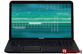"Ноутбук Toshiba Satellite C850-B820 (Intel® Core™ i7-3630QM 2.4 GHz / DDR3 6 GB/ AMD Radeon 7610M 1 GB/ HDD 750 GB/ Display 15""6 LED/ DVD RW/ Bluetooth/ Wi-Fi)"