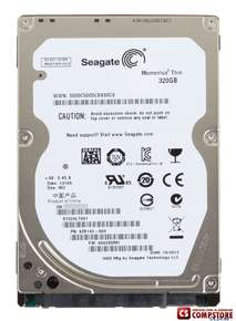 Seagate Momentus® ST320LT007 Thin 7200-RPM, 3Gb/s, 320GB Notebook Hard Drive