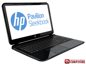 HP Pavilion 15-b129er SleekBook (D6X30EA) (AMD A4-4355M APU 1.9 GHz/ 4 GB DDR3/ HDD 500 GB/ ATI Radeon 7400 1 GB/ LED 15